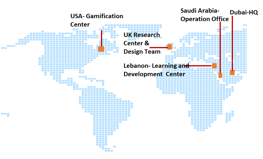 Leap To Success training centre in Dubai and other locations