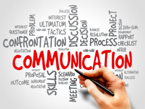 Interpersonal communication skills training