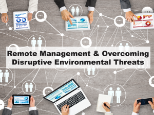 Remote Management Training